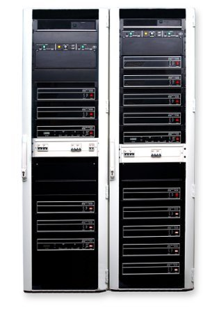 ASC Voice Alarm System in Rack